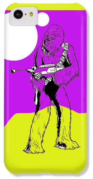 Star Wars Chewbacca Collection IPhone 5c Case by Marvin Blaine