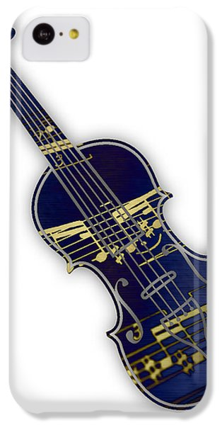 Violin Collection IPhone 5c Case by Marvin Blaine