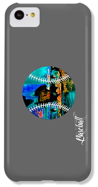 Baseball Collection IPhone 5c Case by Marvin Blaine