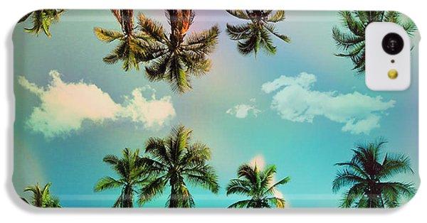 Florida IPhone 5c Case by Mark Ashkenazi