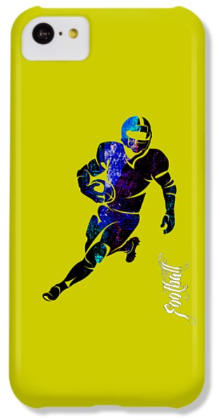 Football Collection IPhone 5c Case by Marvin Blaine