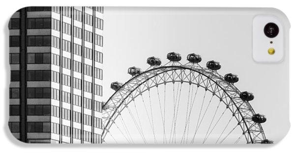 London Eye IPhone 5c Case by Joana Kruse