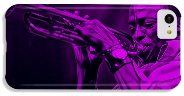Miles Davis Collection IPhone 5c Case by Marvin Blaine