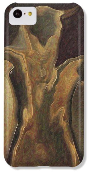 Minotaur  IPhone 5c Case by Quim Abella
