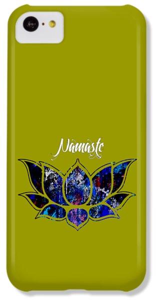 Namaste IPhone 5c Case by Marvin Blaine