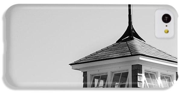 Nantucket Weather Vane IPhone 5c Case by Charles Harden