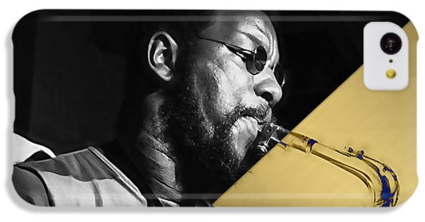 Ornette Coleman Collection IPhone 5c Case by Marvin Blaine