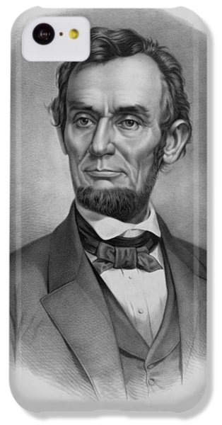 President Lincoln IPhone 5c Case by War Is Hell Store