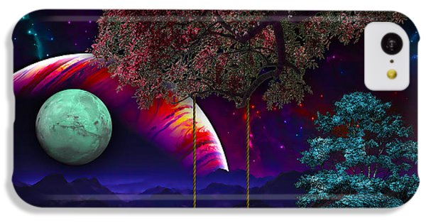 Somewhere IPhone 5c Case by Marvin Blaine