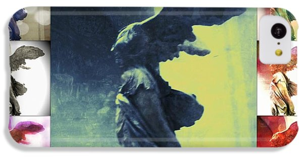 The Winged Victory - Paris - Louvre IPhone 5c Case by Marianna Mills