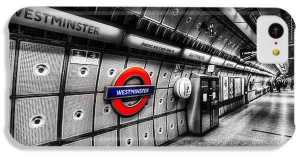 Underground London IPhone 5c Case by David Pyatt