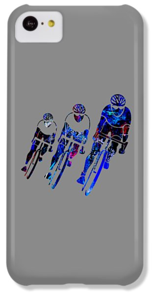Bike Racing IPhone 5c Case by Marvin Blaine