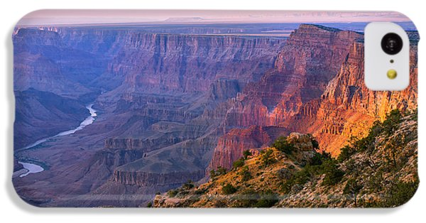 Canyon Glow IPhone 5c Case by Mikes Nature