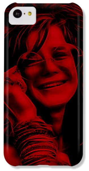 Janis Joplin Collection IPhone 5c Case by Marvin Blaine
