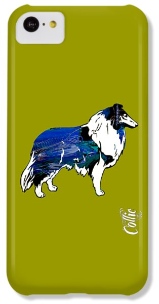 Collie Collection IPhone 5c Case by Marvin Blaine