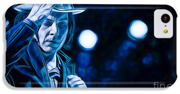 Jack White Collection IPhone 5c Case by Marvin Blaine