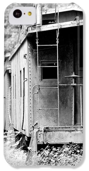 Train IPhone 5c Case by Sebastian Musial