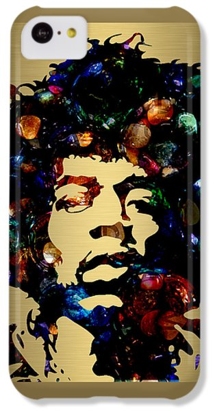 Jimi Hendrix Collection IPhone 5c Case by Marvin Blaine