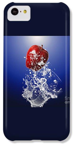 Apple Splash IPhone 5c Case by Marvin Blaine