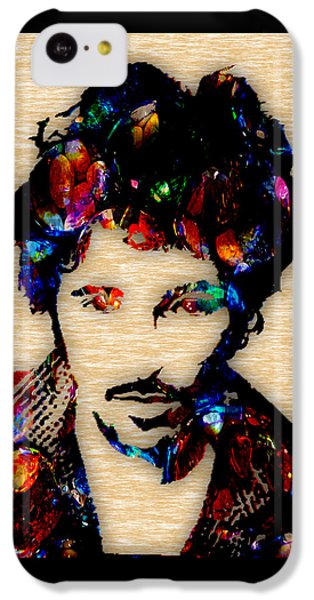 Bruce Springsteen Collection IPhone 5c Case by Marvin Blaine