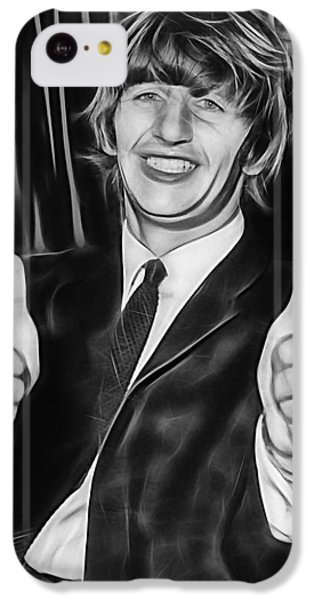 Ringo Starr Collection IPhone 5c Case by Marvin Blaine