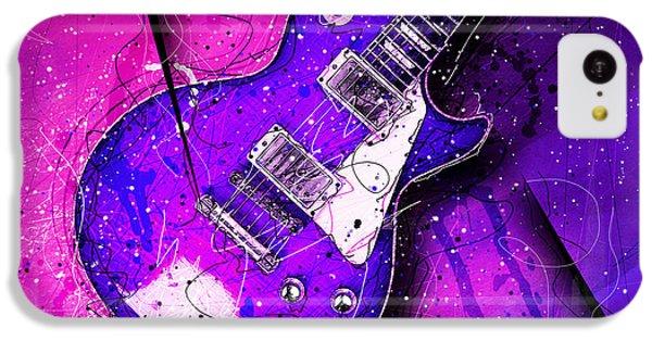59 In Blue IPhone 5c Case by Gary Bodnar