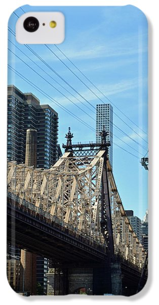 59th Street Bridge No. 4 IPhone 5c Case by Sandy Taylor