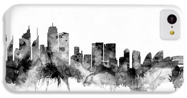 Sydney Australia Skyline IPhone 5c Case by Michael Tompsett