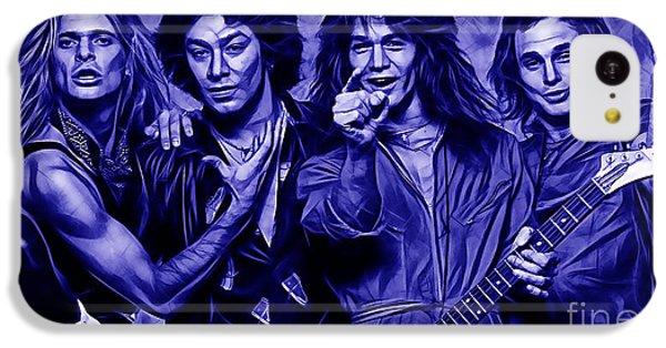 Van Halen Collection IPhone 5c Case by Marvin Blaine