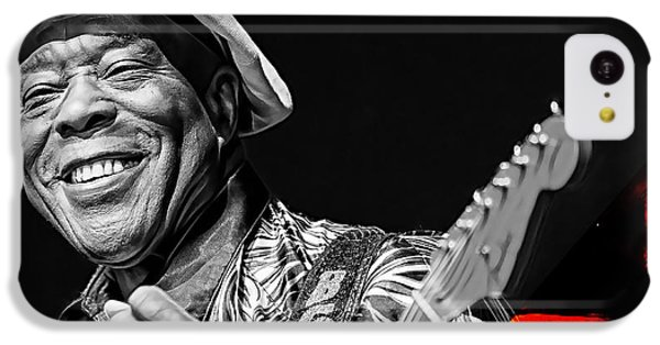Buddy Guy Collection IPhone 5c Case by Marvin Blaine