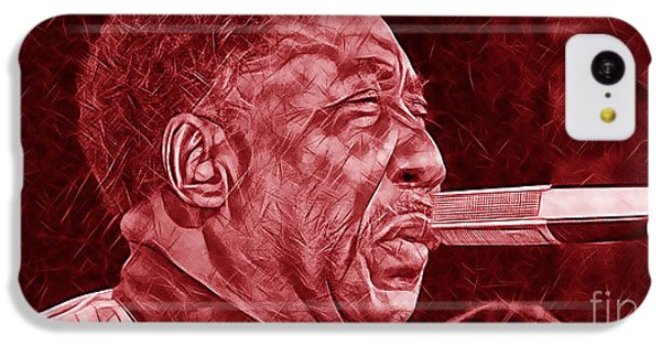 Muddy Waters Collection IPhone 5c Case by Marvin Blaine