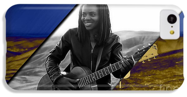 Tracy Chapman Collection IPhone 5c Case by Marvin Blaine