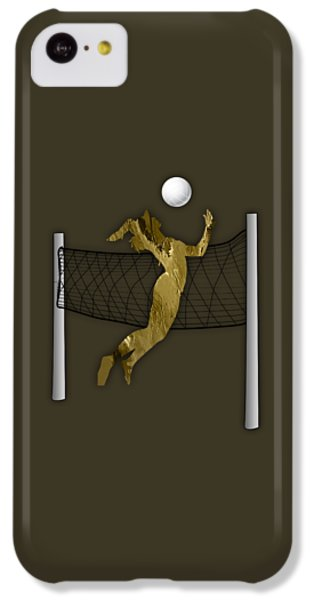 Vollyball Collection IPhone 5c Case by Marvin Blaine