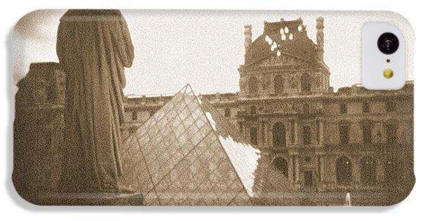 A Walk Through Paris 16 IPhone 5c Case by Mike McGlothlen
