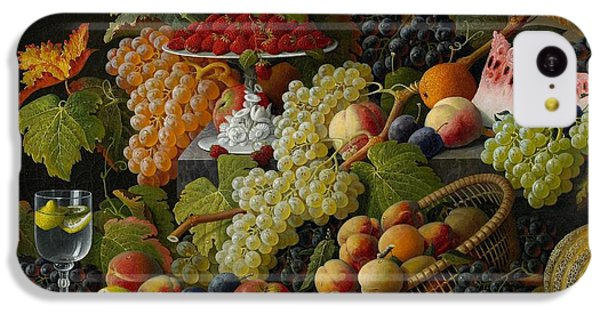 Abundant Fruit IPhone 5c Case by Severin Roesen