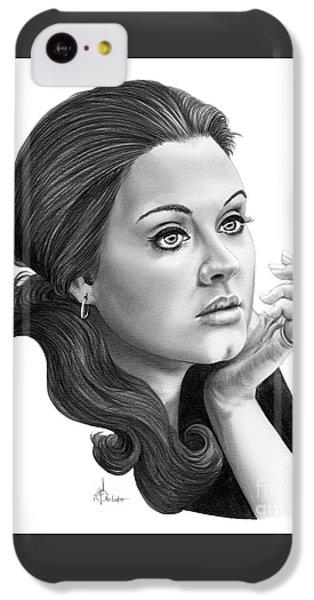 Adele IPhone 5c Case by Murphy Elliott