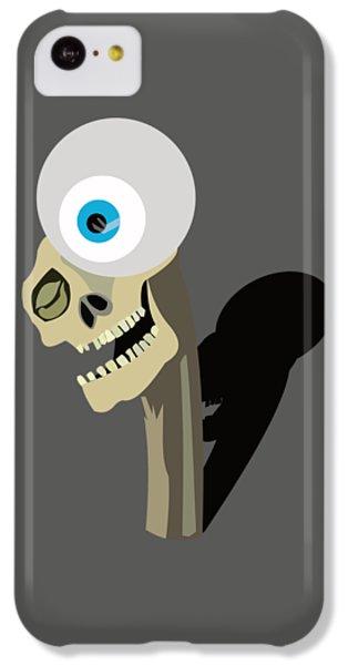 Alfred Kubin IPhone 5c Case by Michael Jordan