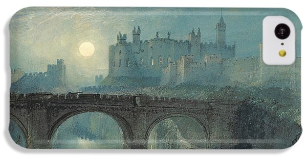 Alnwick Castle IPhone 5c Case by Joseph Mallord William Turner