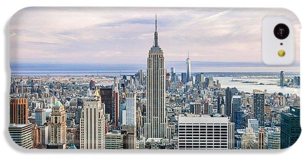 Amazing Manhattan IPhone 5c Case by Az Jackson