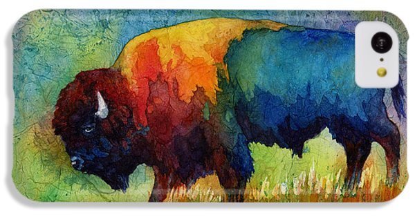 American Buffalo IIi IPhone 5c Case by Hailey E Herrera
