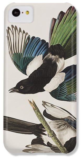 American Magpie IPhone 5c Case by John James Audubon