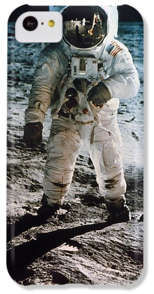 Apollo 11: Buzz Aldrin IPhone 5c Case by Granger