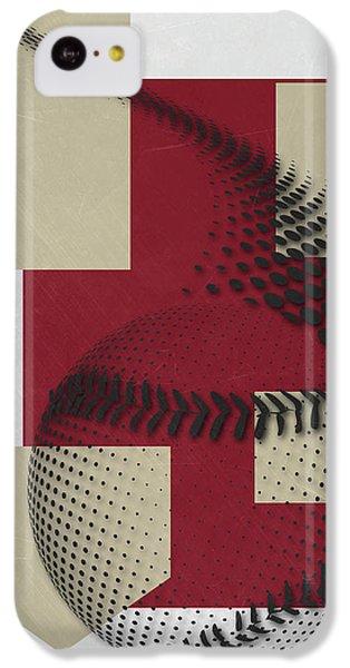 Arizona Diamondbacks Art IPhone 5c Case by Joe Hamilton