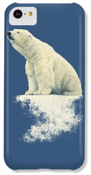 Something In The Air IPhone 5c Case by Lucie Bilodeau