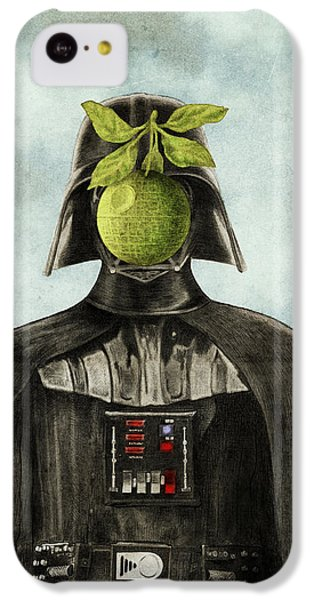 Son Of Darkness IPhone 5c Case by Eric Fan