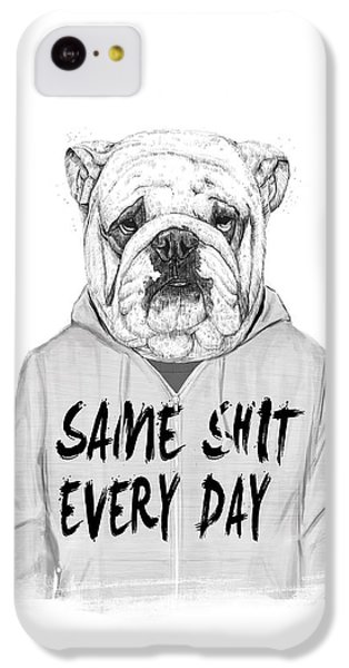 Same Shit... IPhone 5c Case by Balazs Solti