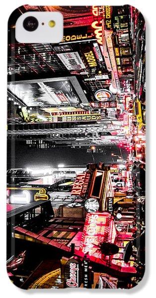New York City Night II IPhone 5c Case by Nicklas Gustafsson