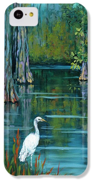 The Fisherman IPhone 5c Case by Dianne Parks