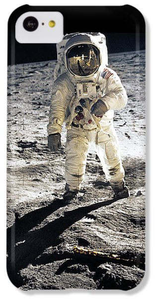 Astronaut IPhone 5c Case by Photo Researchers