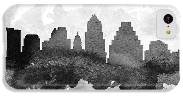 Austin Cityscape 11 IPhone 5c Case by Aged Pixel